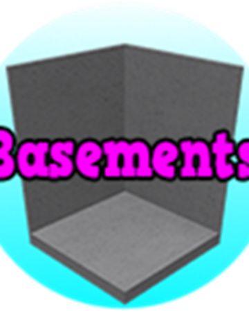 Basements Welcome To Bloxburg Wikia Fandom