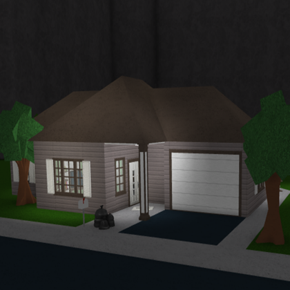 Modern houses in bloxburg the best house 2018 for Building a house for less than 50k