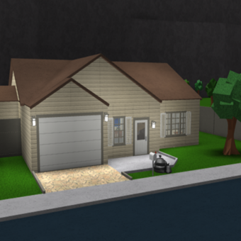 Two Story Family Home Roblox Bloxburg Houses 2 Story House Welcome To Bloxburg Wikia Fandom