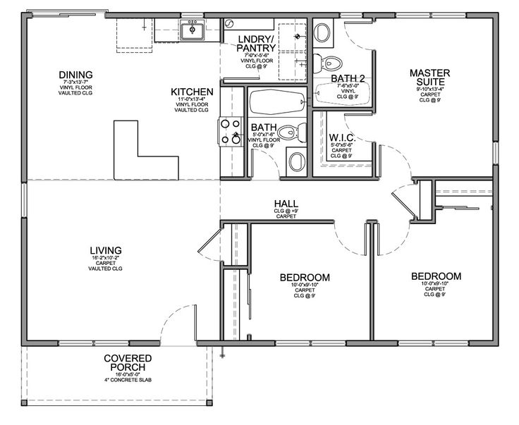 Ordinaire Floor Plan Example