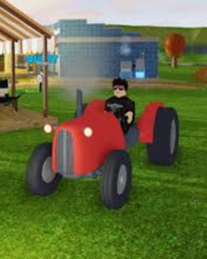 Tractor Welcome To Farmtown Wiki Fandom