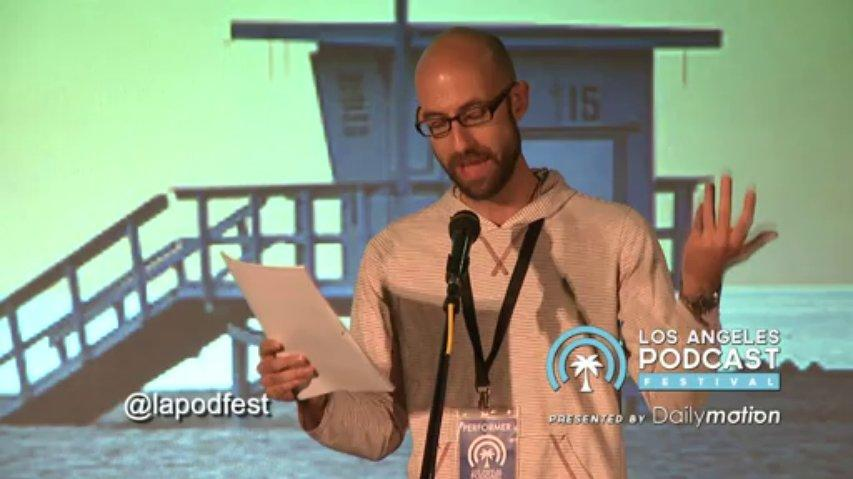 Welcome to Night Vale at LA Podcast Festival, Part 1