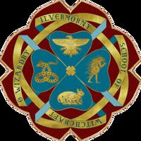 Ilvermorny Crest