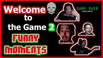 twitch funny livestream compilation welcome to the game wikia