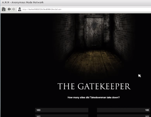 The Gatekeeper | Welcome to the Game Wikia | FANDOM powered by Wikia