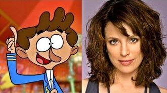 Welcome to the Wayne Characters and Voice Actors Nickelodeon Cast