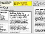 Schwäbisches Nachrichtenblatt