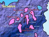 Columbus Islands