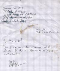 Bush-letter-to-JFK