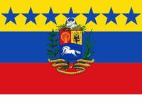 VenezuelaFlaggemitWappen
