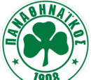 2008-09 UEFA Champions League Panathinaikos F.C. Away