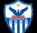 2008-09 UEFA Champions League Anorthosis Famagusta FC Home