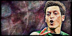Mesut Ozil 3 Wallpaper 3