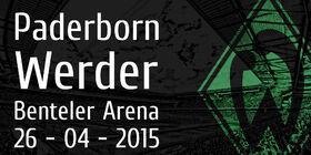 Matches 26 April Paderborn vs Werder