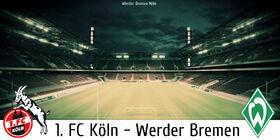 Matches 21 March Koln vs Werder 2