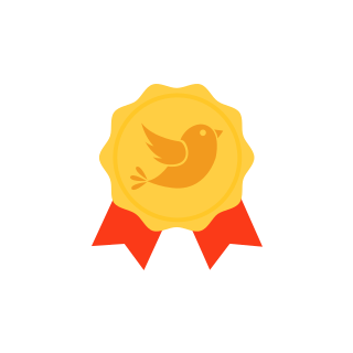 Epic Twitter Badge