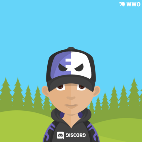 New Discord shirt and Hat