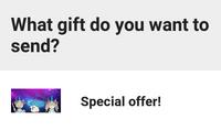 Choose Gift
