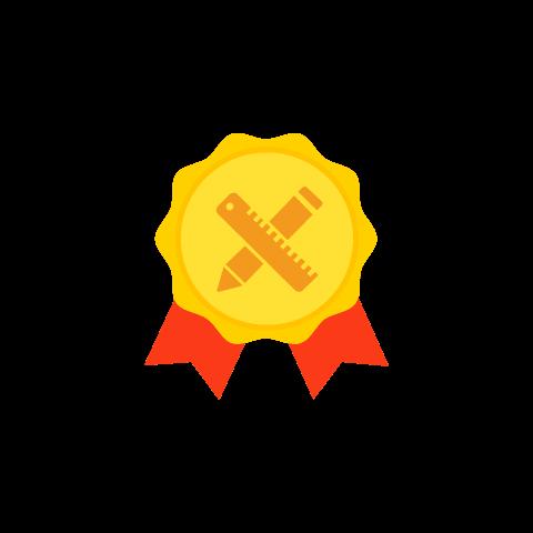 Designer Badge