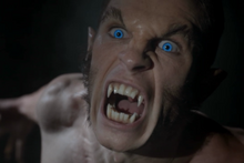 Jackson Whittmore Omega Werewolf