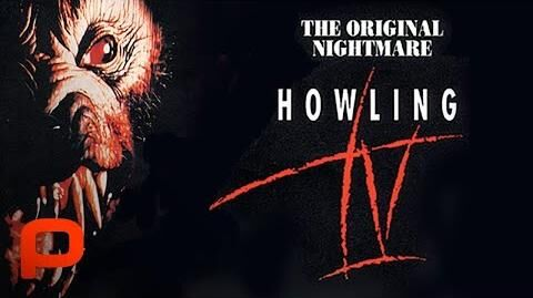Howling IV The Original Nightmare (Full Movie) Werewolves Horror