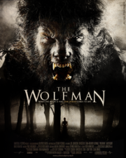 The Wolfman Poster Movie by mademoiselle art