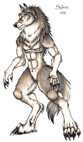 File:Werewolf by WolfBane88.jpg