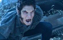 Scott McCall Alpha Roar