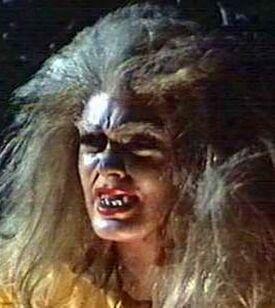 Miss Montgomery Werewolf