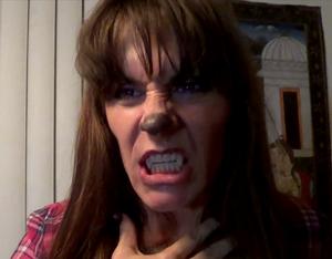 Werewolf Andrea Heel Turn