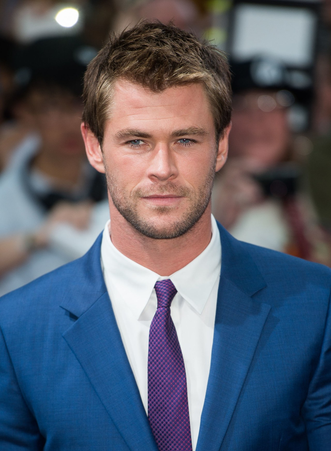 Chris Hemsworth | The Werewolf Diaries Wiki | FANDOM ...