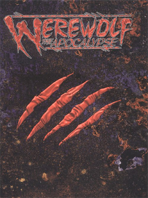 Werewolf - The Apocalypse cover