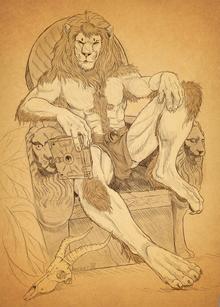 Warrior scholar by viergacht-d869kuk