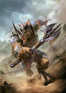 Yuchenghong rhino by yuchenghong-d5yf3vs