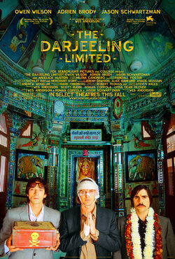 The Darjeeling Limited Poster