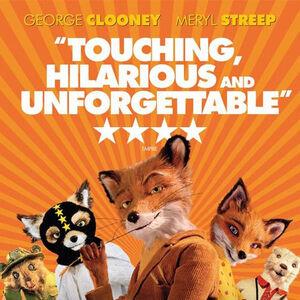 Fantastic Mr Fox Wes Anderson Wiki Fandom