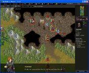 The Siege of Elensefar - won