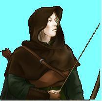 Elvish Ranger Female
