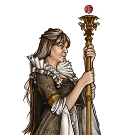 Arch Mage Female
