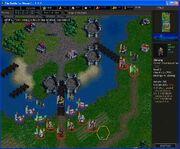 The Siege of Elensefar Engaging - C