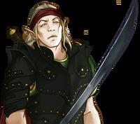 Elvish champion