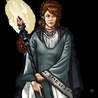 Mage-silver female