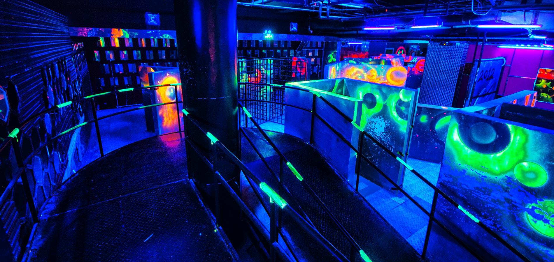 Technicolour Laser Tag | West End London Wikia | FANDOM powered by Wikia