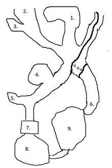 Troglodyte Cave Layout