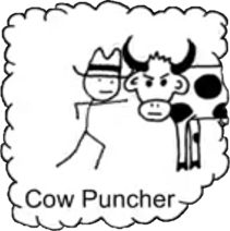 Cow Puncher