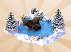 Moose Gathering