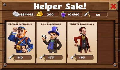 Helper Sale 2014-11-11