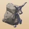 LonghornStatue