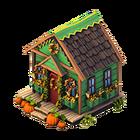 Le079 festive house market