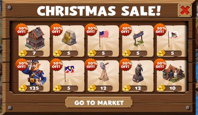 Christmas Sale 2014-12-04